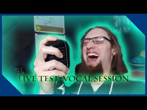 Live Vocal Covers Trail Run 8 Songs Different Genres