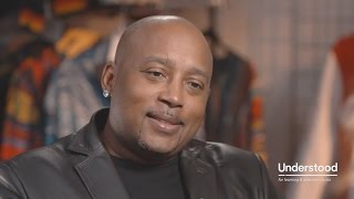 Daymond John's mom had a knack for framing challenges in an inspiri...