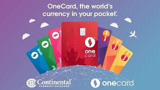 CCE OneCard Teaser