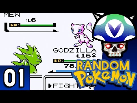 [Vinesauce] Joel - Pokemon Randomizer Silver ( Part 1 )