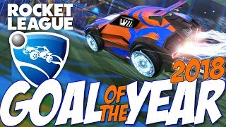 Rocket League - GOAL OF THE YEAR 2018 - GRAND FINAL