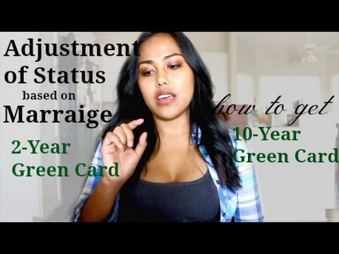 "Adjustment of Status ""Green Card"" Application and Removal of Condition - My Journey - TheFrostFamily"