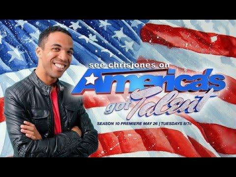August Ep: Interview with Hypnotist Chris Jones (AGT)