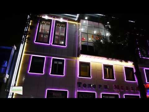 #Таджикистан#ночью в Канибадаме 2019#ободии шахри Конибодом 2019 # часть1#