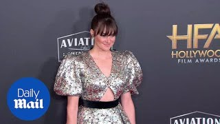 Glittering Gal! Shailene Woodley at 2018 Hollywood Film Awards