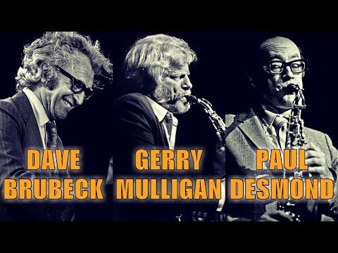 Dave Brubeck Trio feat. Gerry Mulligan & Paul Desmond - Berliner Jazztage 1972