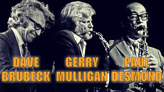 Dave Brubeck Trio feat Gerry Mulligan Paul Desmond Berliner