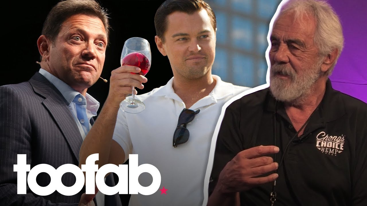 excellent quality sale online sold worldwide Tommy Chong Claims He Saved Jordan Belfort from Plagiarizing 'The Wolf of  Wall Street' | toofab