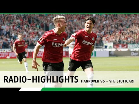 Radio-Highlights | Hannover 96 - VfB Stuttgart