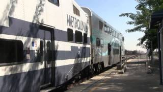 Metrolink 112: Van Nuys, California