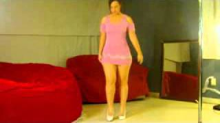 Repeat youtube video 6 inch heels and a sexy dress lets hit the club!