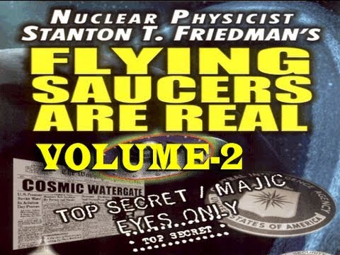 Flying Saucers Are Real 2 - FEATURE FILM