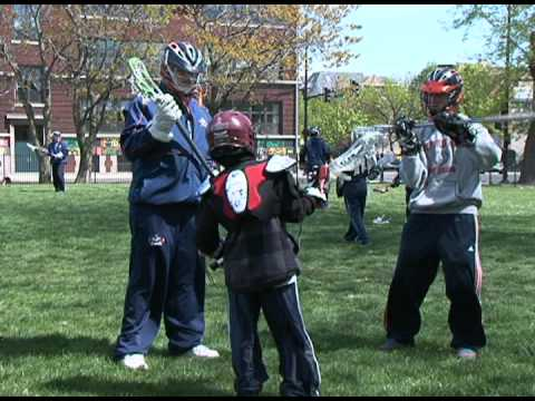 Naperville North Boys Lacrosse Gives Back