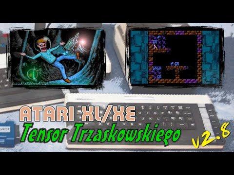 Atari XL/XE -=Tensor Trzaskowskiego=- v 2.8