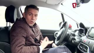 """""""Первый тест+"""" Fiat 500x"""