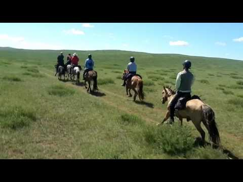 Riding holidays in Mongolia