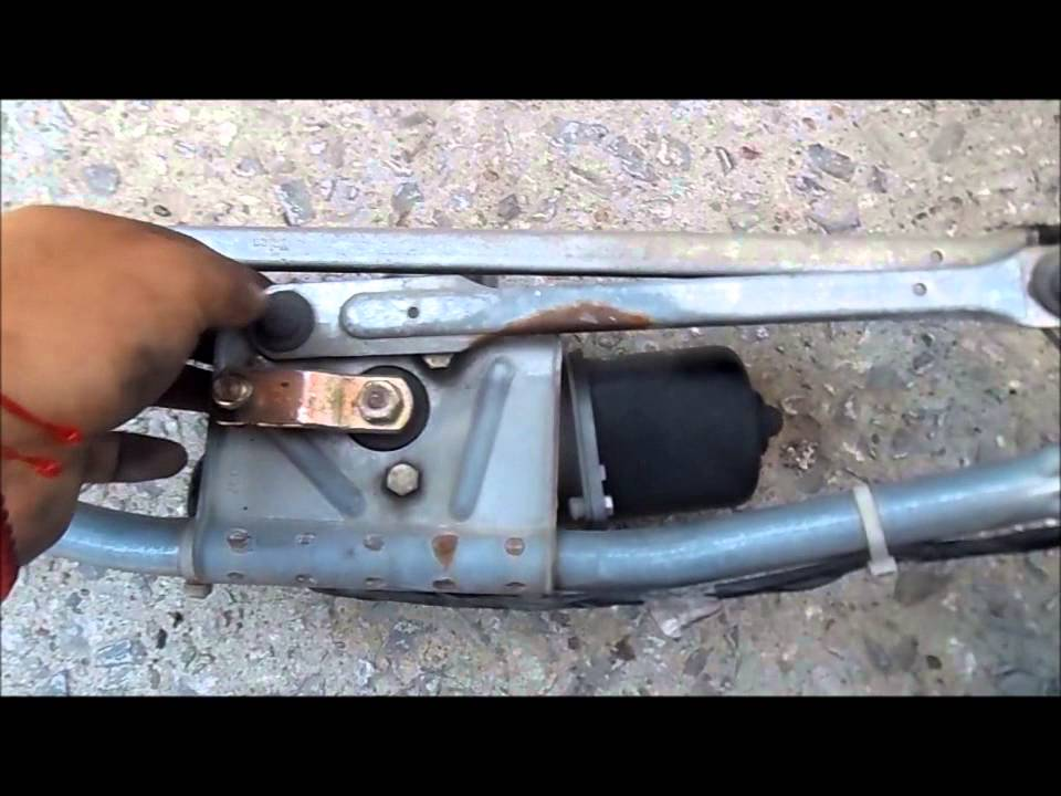 Diy Chevy Colorado Wiper Motor