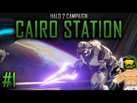 "Halo 2 Anniversary: ""Cairo Station"" - Legendary Speedrun Guide (Master Chief Collection)"