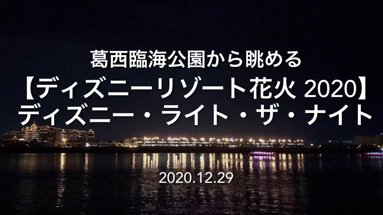 臨海 公園 花火 葛西