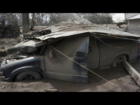 Guatemala volcano death toll rises