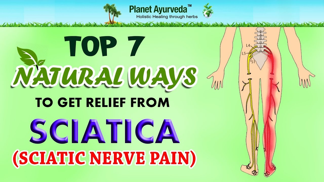 how to get relief from sciatica pain