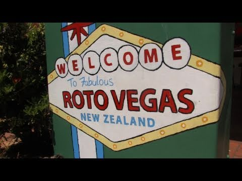 Rotorua, New Zealand Travel Video Guide
