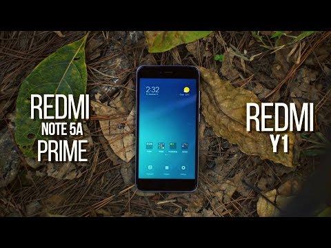 Xiaomi Redmi Note 5A Prime/Redmi Y1 Review In Bangla | 5A | Lite | 4K | ATC