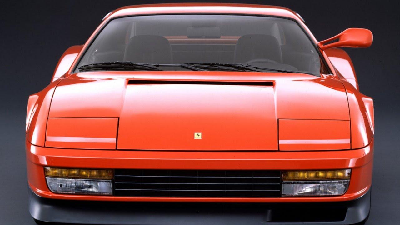 Best sports cars part 1 1985 1991 ferrari testarossa youtube best sports cars part 1 1985 1991 ferrari testarossa vanachro Images