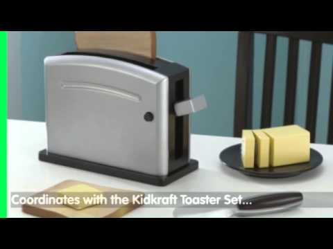 The Kidkraft Uptown Espresso Play Kitchen 53260 Review