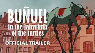 Buñuel in the Labyrinth of the Turtles [Official Trailer, GKIDS - Coming Soon]