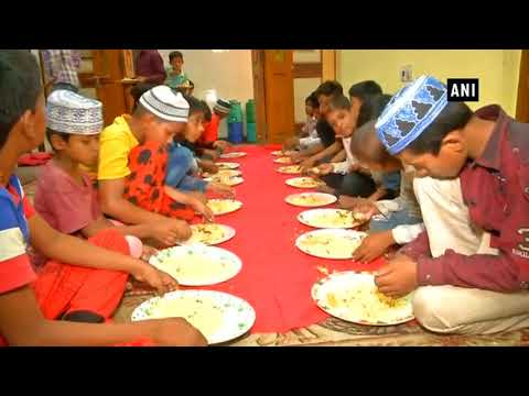 Zaheer Uddin Khan Memorial Trust serves Iftar to more than 500 poor people daily during Ramadan