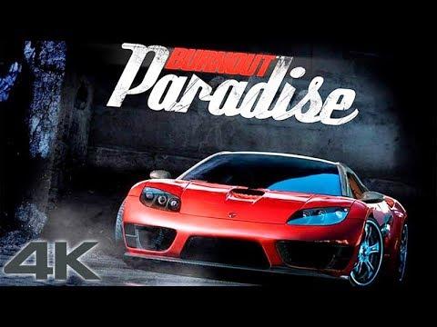 burnout paradise o in cio das corridas xbox one x. Black Bedroom Furniture Sets. Home Design Ideas