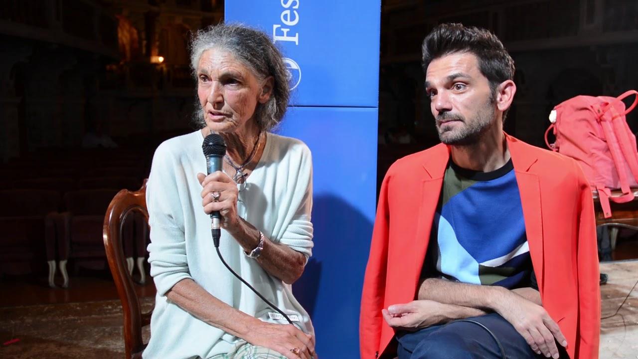 Festivaletteratura 2017 Intervista A Benedetta Barzini E