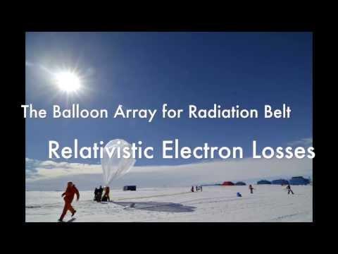 BARREL Team Launching 20 Balloons