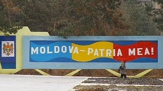 Moldavia, en una encrucijada de caminos - reporter