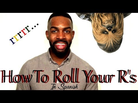 How To Roll/Trill Your R (3 Easy Steps)