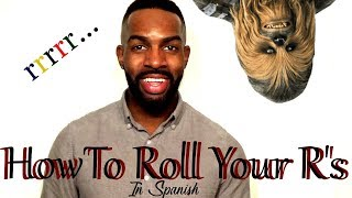 How To Roll/Trill Y๐ur R (3 easy steps)