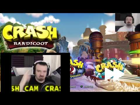 This Is How You DON'T Play Crash Bandicoot N-Sane (0utsyder Edition)