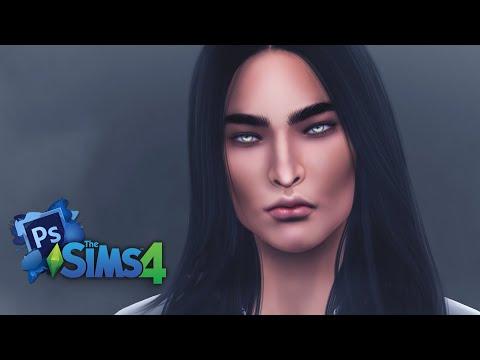 The Sims 4 I Create A Sim + Photoshop Edit – Hagan