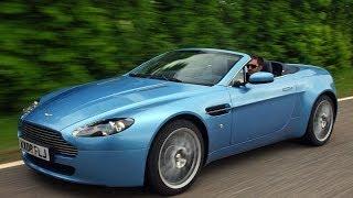 Aston Martin V8 Vantage 2005 кабриолет