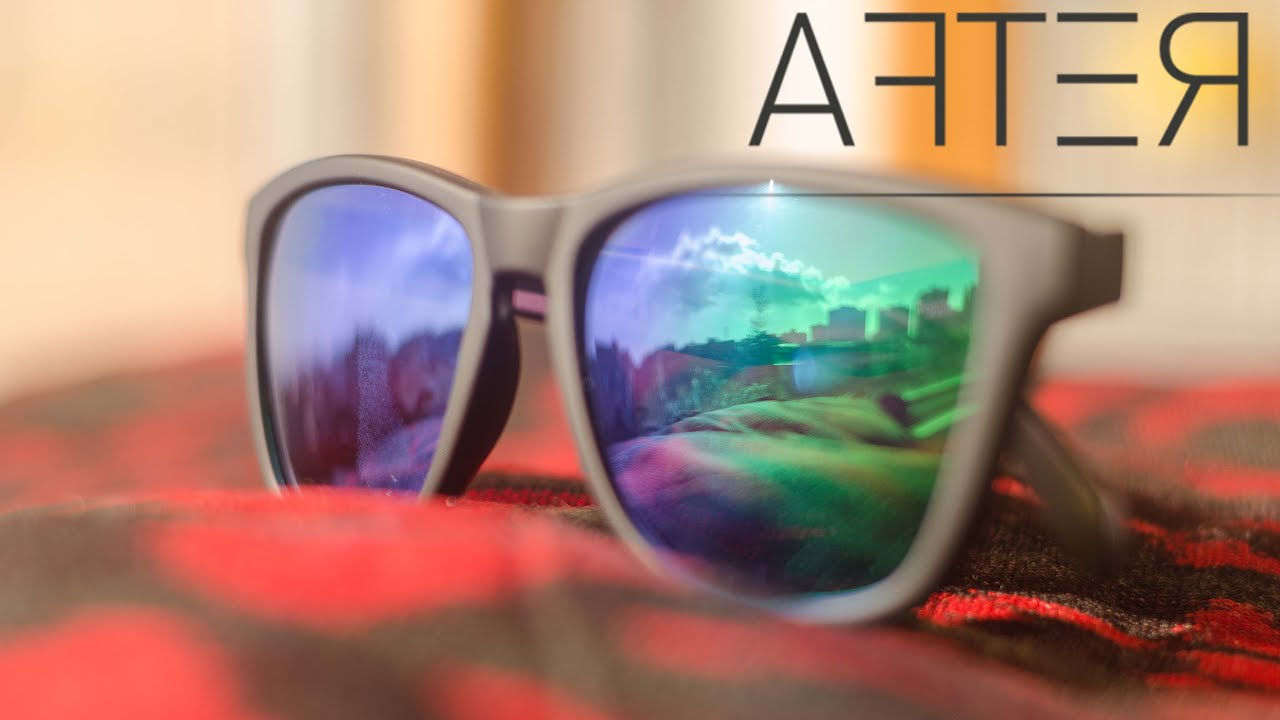 Unboxing | AFTER Sunglasses - Original Matte Black - Bright Green ...