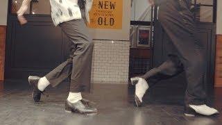 """ Sauce / Justin Timberlake "" 安達雄基 (Yuki Adachi) × oguri From s**tkingz "" TAP DANCE """