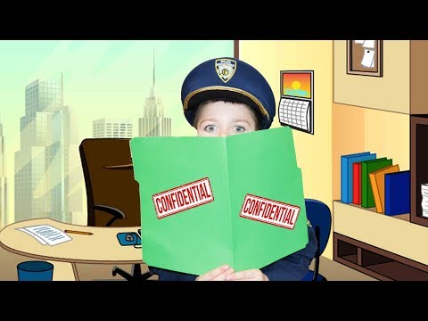 Download Youtube: Officer Smalls Falls Asleep on the Job a Funny Video For Kids
