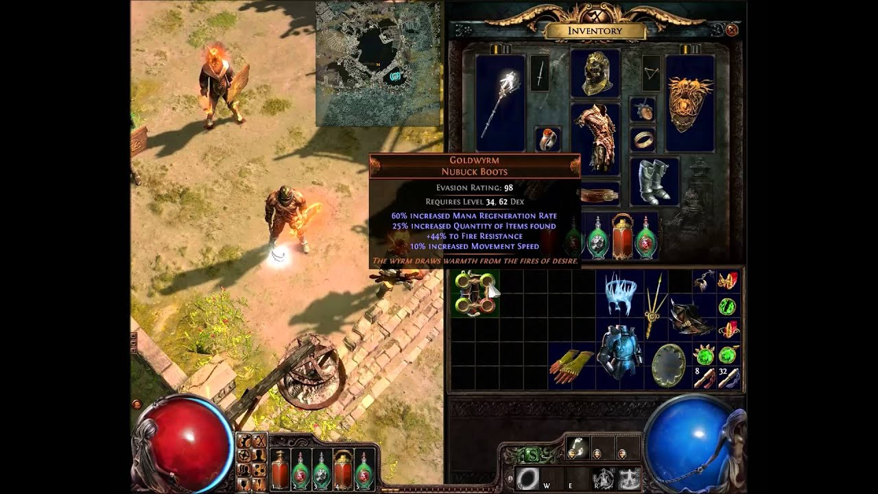 Path Of Exile Unique Goldwyrm Nubuck Boots Youtube Wow great, i always hated the fated upgrade because unless you were actually using the boots, it was a downgrade in. youtube