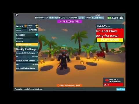 *1 HOUR*New Island royale halloween 2020 lobby music
