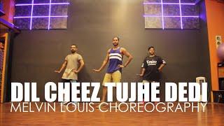Dil Cheez Tujhe De Di | Melvin Louis Choreography | DancePeople Studios