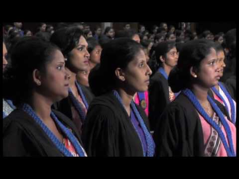 87th General Convocation - UNIVERSITY OF KELANIYA, SRILANKA.(03.11.2016 First Session)