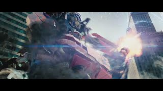 Transformers: Dark of the Moon - It's Our Fight (Re-Score)