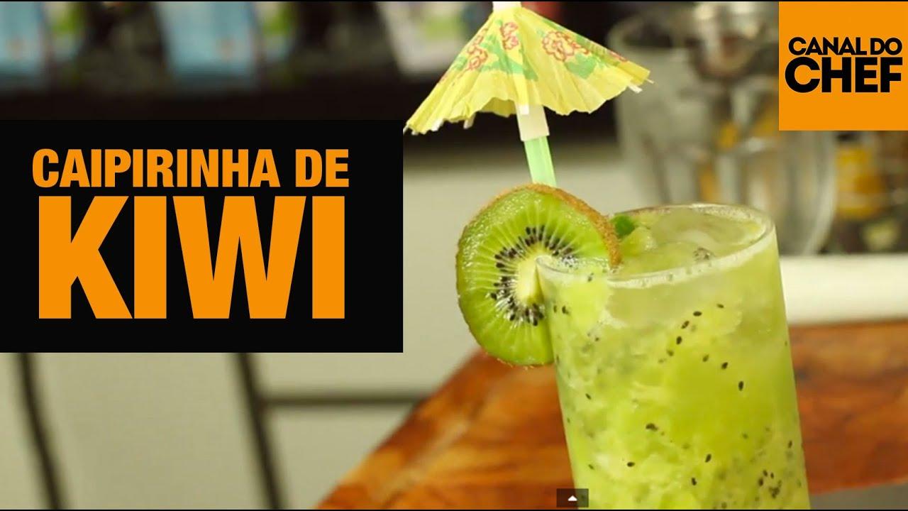 Muitas vezes Caipirinha de Kiwi - YouTube SA45