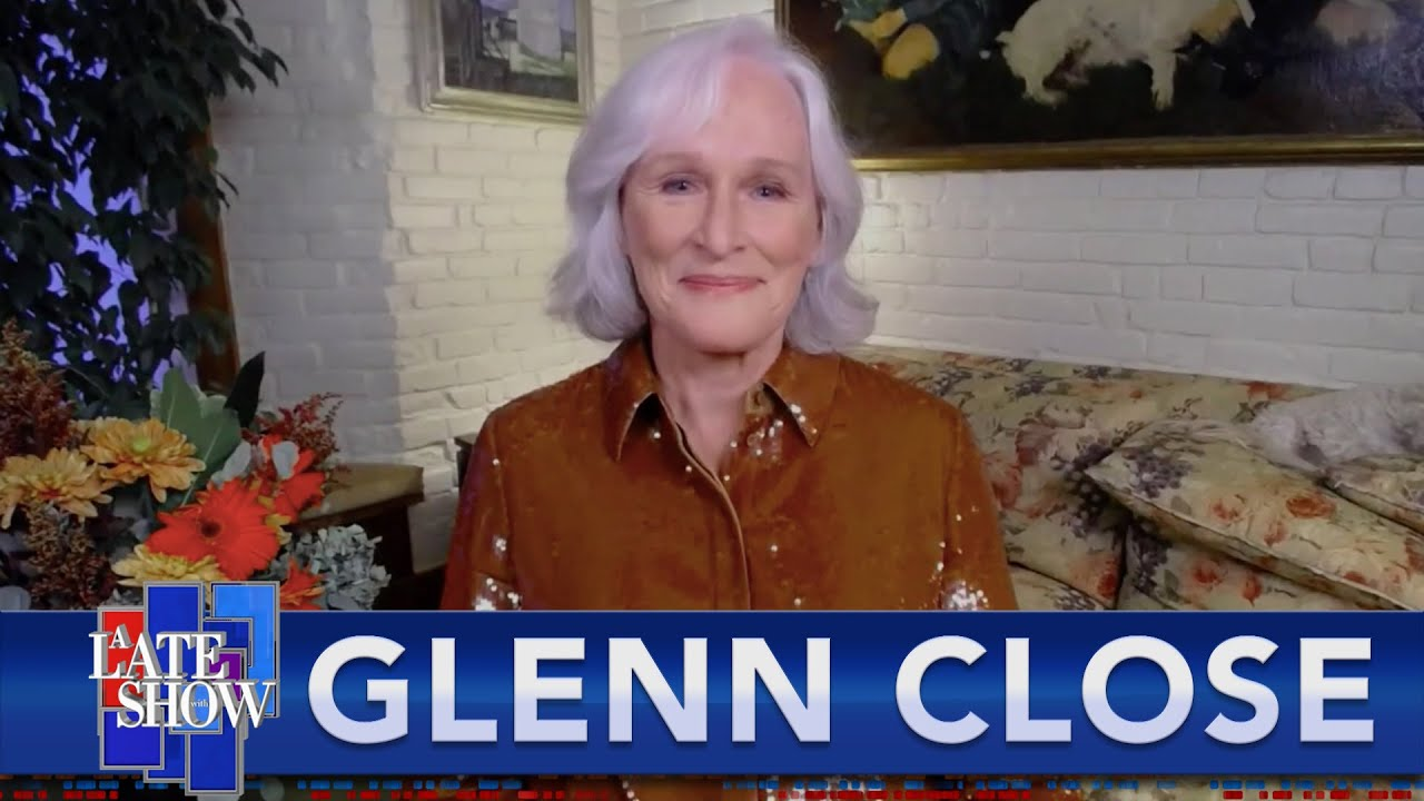 Glenn Close Learned About Pandemics From Her Father Who Fought The First Ebola Outbreak In The 70s